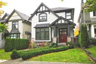 Photo 1: 4688 6TH Ave W in Vancouver West: Home for sale : MLS®# V1091503