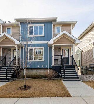 Photo 1: 41 9535 217 Street in Edmonton: Zone 58 Townhouse for sale : MLS®# E4237293