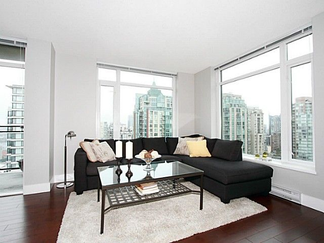 Main Photo: 2701 888 Homer Street in Vancouver: Downtown Condo for sale (Vancouver West)  : MLS®# v1034136