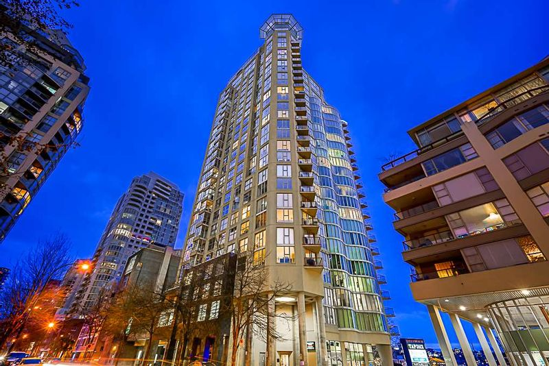 FEATURED LISTING: 702 - 1000 Beach Avenue Vancouver