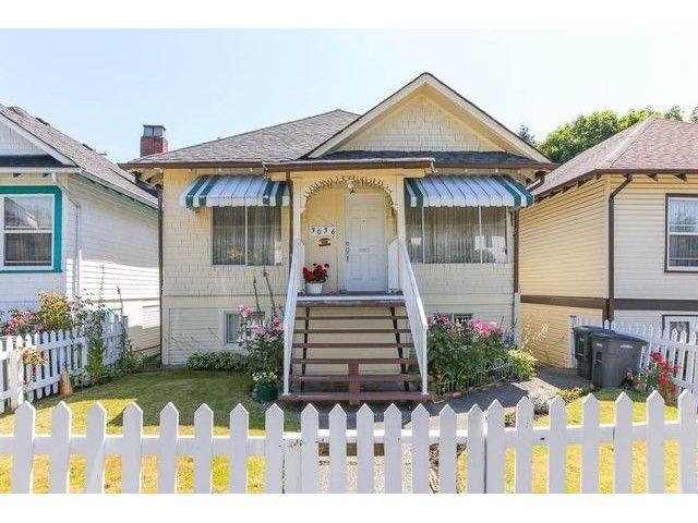 Main Photo: 3036 SOPHIA Street in Vancouver: Mount Pleasant VE House for sale (Vancouver East)  : MLS®# V1129653