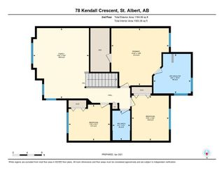Photo 49: 78 Kendall Crescent: St. Albert House for sale : MLS®# E4240910