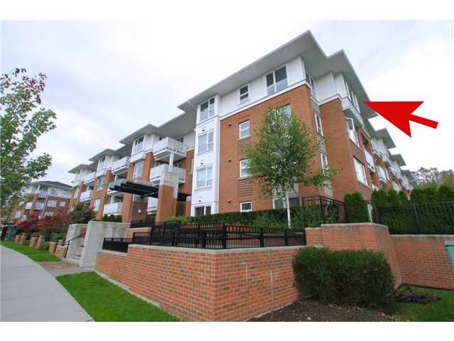 Main Photo: # 412 4783 DAWSON ST in : Brentwood Park Condo for sale : MLS®# V857158