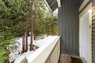 "Photo 12: 38 2720 CHEAKAMUS Way in Whistler: Bayshores Townhouse for sale in ""Eaglecrest/Bayshores"" : MLS®# R2529814"