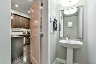 """Photo 6: 114 828 ROYAL Avenue in New Westminster: Downtown NW Townhouse for sale in """"BRICKSTONE WALK"""" : MLS®# R2161286"""