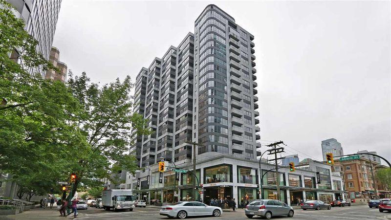 FEATURED LISTING: 509 - 1060 ALBERNI Street Vancouver