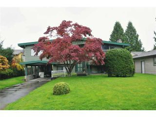 Photo 1: 11756 MORRIS ST in Maple Ridge: West Central House for sale : MLS®# V949820
