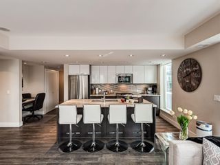 Photo 10: 201 560 6 Avenue SE in Calgary: Downtown East Village Apartment for sale : MLS®# A1084324