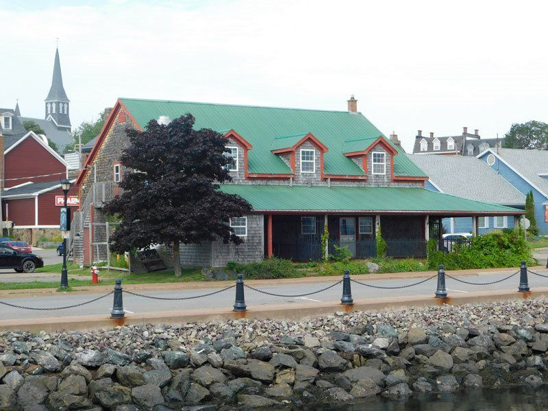 Main Photo: 50 Caladh Avenue in Pictou: 108-Rural Pictou County Commercial  (Northern Region)  : MLS®# 202100934