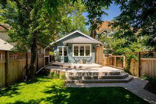 Photo 36: 902 Palmerston Avenue in Winnipeg: Wolseley Residential for sale (5B)  : MLS®# 202114363