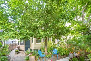 """Photo 3: 1743 FRANCES Street in Vancouver: Hastings Townhouse for sale in """"Francis Square"""" (Vancouver East)  : MLS®# R2590421"""