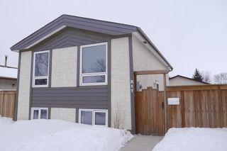 Photo 1: 317 Le Maire Street in Winnipeg: St Norbert Single Family Detached for sale (South Winnipeg)  : MLS®# 1603389