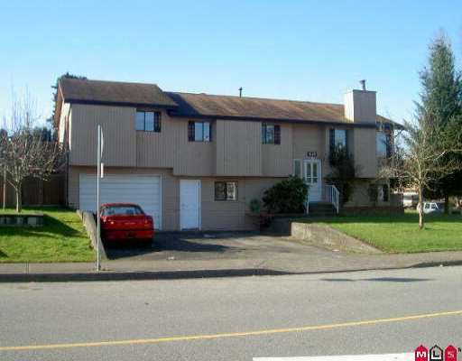 Main Photo: 5149 206TH ST in Langley: Langley City House for sale : MLS®# F2603170