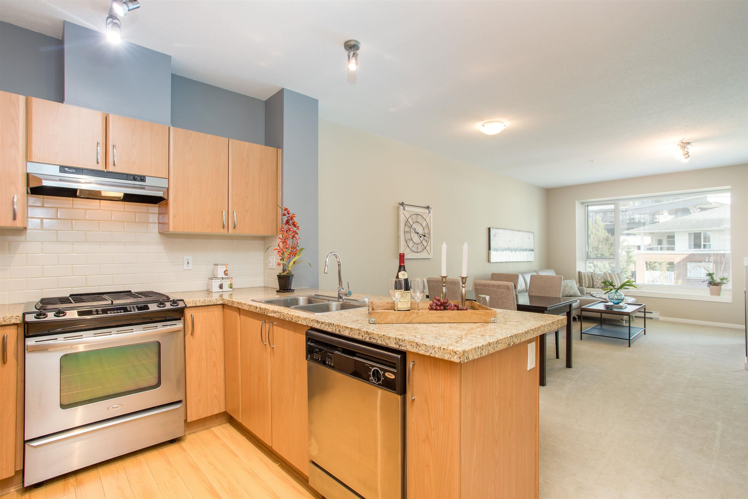 """Main Photo: 415 4728 DAWSON Street in Burnaby: Brentwood Park Condo for sale in """"Montage"""" (Burnaby North)  : MLS®# R2617965"""