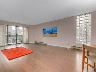 """Photo 3: 203 3191 MOUNTAIN Highway in North Vancouver: Lynn Valley Condo for sale in """"Lynn Terrace II"""" : MLS®# R2133788"""