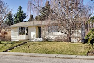 Main Photo: 4708 Graham Drive SW in Calgary: Glenbrook Detached for sale : MLS®# A1096094