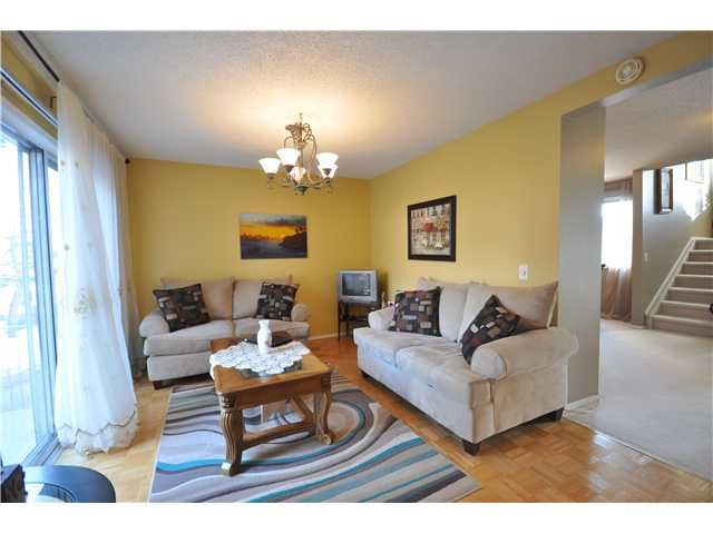 Photo 19: Photos: 27 5810 PATINA Drive SW in CALGARY: Prominence_Patterson Townhouse for sale (Calgary)  : MLS®# C3597559