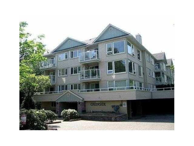 "Main Photo: 112 1132 DUFFERIN Street in Coquitlam: Eagle Ridge CQ Condo for sale in ""CREEKSIDE"" : MLS®# V922167"