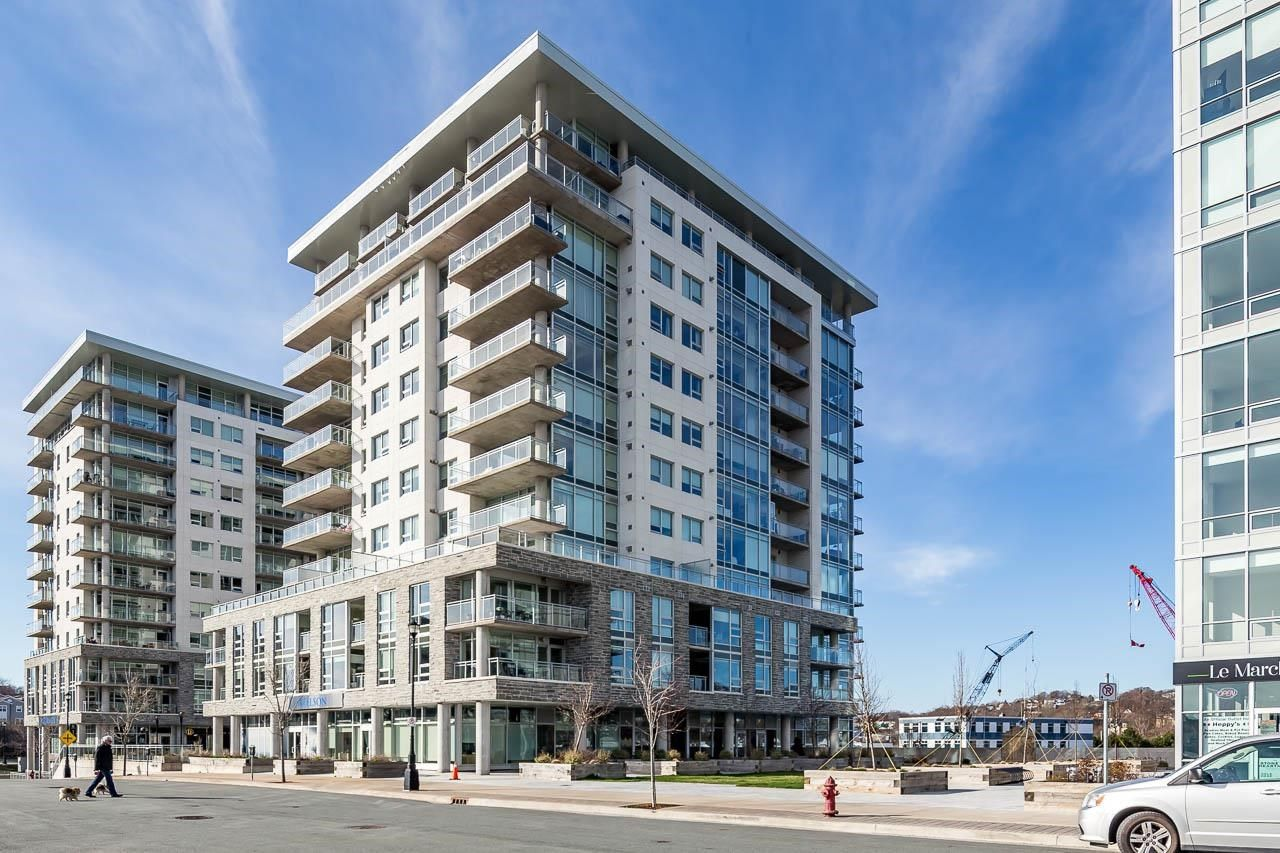 Main Photo: 406 31 Kings Wharf Place in Dartmouth: 10-Dartmouth Downtown To Burnside Residential for sale (Halifax-Dartmouth)  : MLS®# 202118802