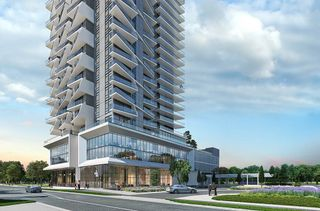 """Photo 2: 3001 4285 - 4295 DAWSON Street in Burnaby: Brentwood Park Condo for sale in """"AKIMBO"""" (Burnaby North)  : MLS®# R2533367"""