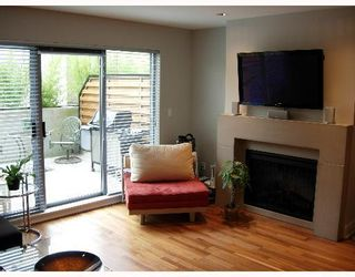 Photo 12: 1466 ARBUTUS Street in Vancouver: Kitsilano Townhouse for sale (Vancouver West)  : MLS®# V699032