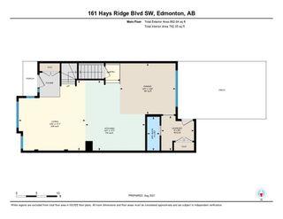 Photo 45: 161 HAYS RIDGE Boulevard in Edmonton: Zone 55 Attached Home for sale : MLS®# E4260312