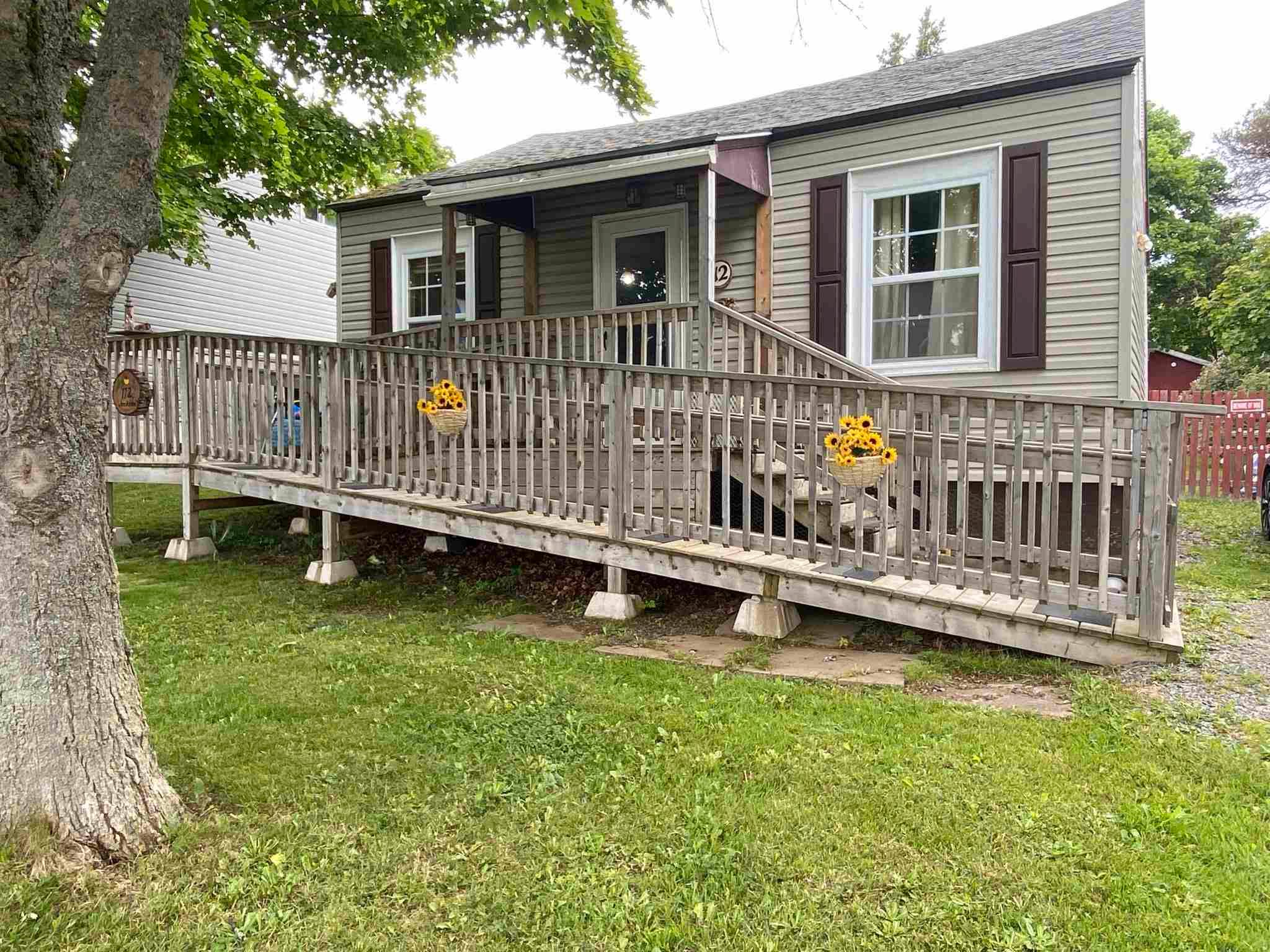 Main Photo: 112 Chestnut Street in Pictou: 107-Trenton,Westville,Pictou Residential for sale (Northern Region)  : MLS®# 202115117