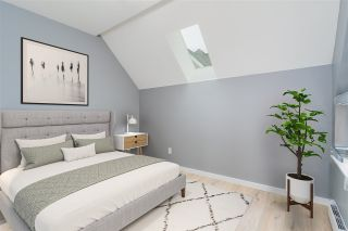 """Photo 12: 4 270 E KEITH Road in North Vancouver: Central Lonsdale Townhouse for sale in """"GLADWIN COURT"""" : MLS®# R2560533"""