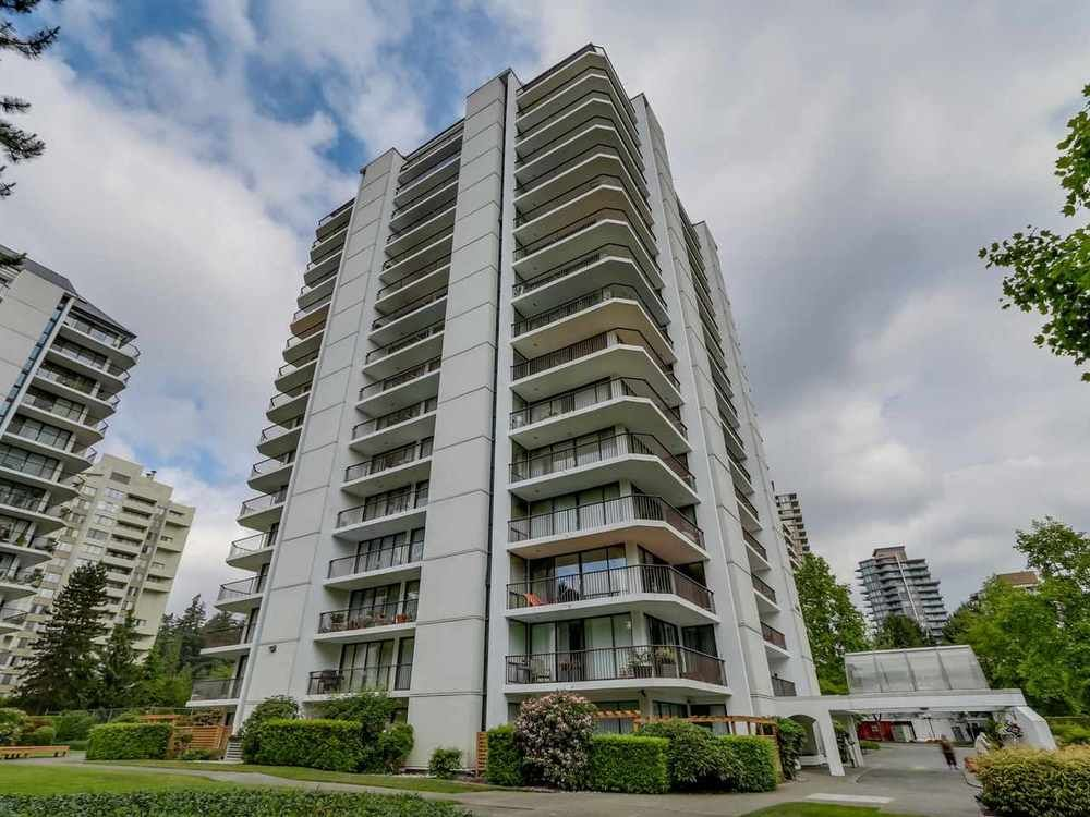 Main Photo: 902 6455 WILLINGDON AVENUE in Parkside Manor: Metrotown Home for sale ()  : MLS®# R2074768