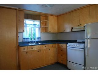 Photo 2: 1 1201 Craigflower Rd in VICTORIA: VR Glentana Manufactured Home for sale (View Royal)  : MLS®# 738635