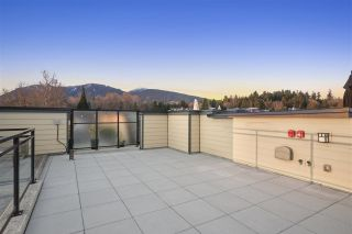 """Photo 2: 417 733 W 14TH Street in North Vancouver: Mosquito Creek Condo for sale in """"Remix"""" : MLS®# R2554656"""