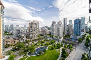 Photo 1: 1704 1155 SEYMOUR STREET in Vancouver: Downtown VW Condo for sale (Vancouver West)  : MLS®# R2508018