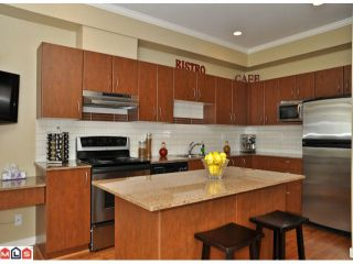 """Photo 4: 50 16789 60TH Avenue in Surrey: Cloverdale BC Townhouse for sale in """"Laredo"""" (Cloverdale)  : MLS®# F1014213"""
