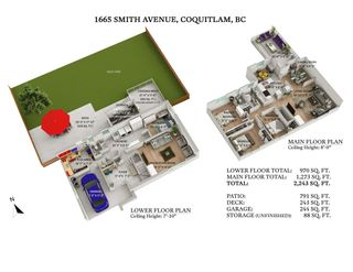 Photo 40: 1665 SMITH Avenue in Coquitlam: Central Coquitlam House for sale : MLS®# R2578794