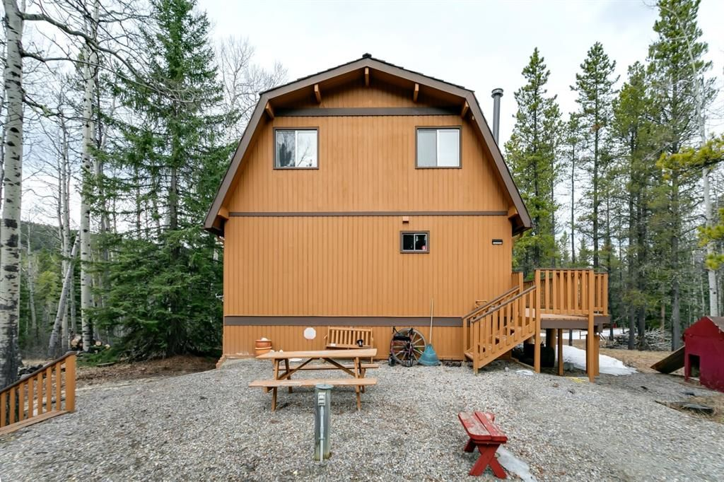 Main Photo: 231167 Forestry Way: Bragg Creek Detached for sale : MLS®# A1111697