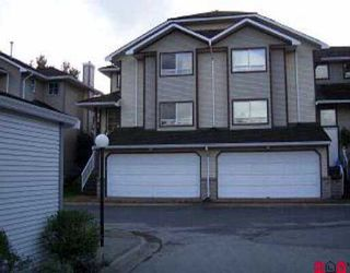 "Photo 1: 126 15353 105TH AV in Surrey: Guildford Townhouse for sale in ""REGENTS GATE"" (North Surrey)  : MLS®# F2522774"