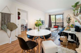 """Photo 8: 202 2330 MAPLE Street in Vancouver: Kitsilano Condo for sale in """"Maple Gardens"""" (Vancouver West)  : MLS®# R2575391"""
