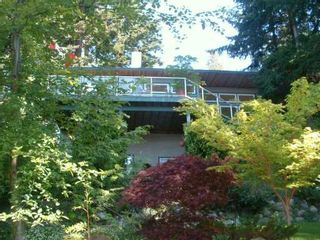 Photo 1: 1231 GOWER POINT RD in Gibsons: Gibsons & Area House for sale (Sunshine Coast)  : MLS®# V589373
