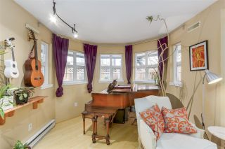 """Photo 9: 101 1515 E 6TH Avenue in Vancouver: Grandview VE Condo for sale in """"WOODLAND TERRACE"""" (Vancouver East)  : MLS®# R2237006"""