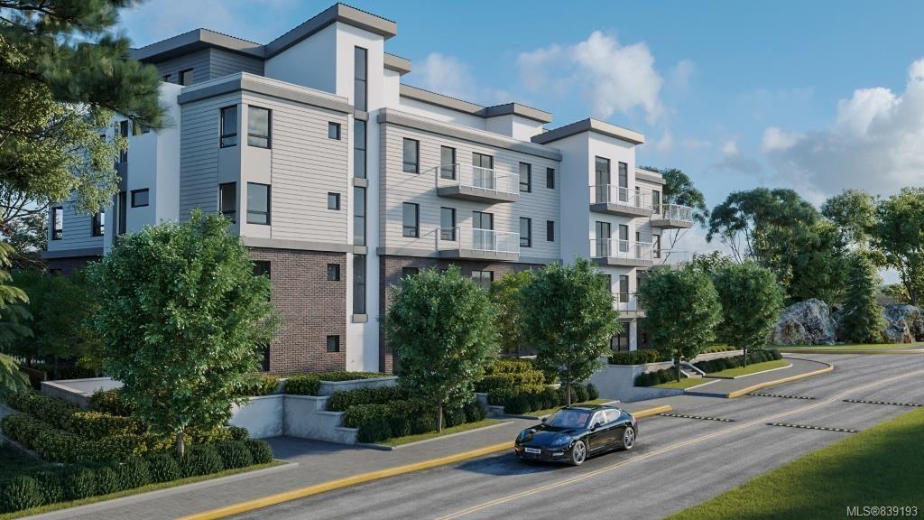 Main Photo: 1C 835 Dunsmuir Rd in Esquimalt: Es Esquimalt Condo for sale : MLS®# 839193