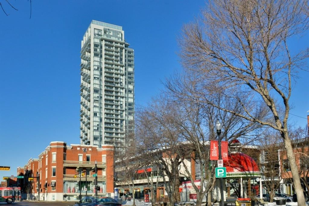 Main Photo: 806 930 16 Avenue SW in Calgary: Beltline Apartment for sale : MLS®# A1067217