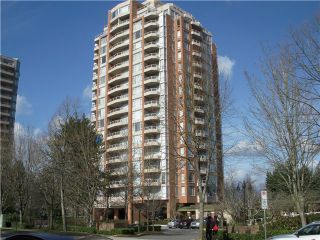"""Photo 1: 206 4657 HAZEL Street in Burnaby: Forest Glen BS Condo for sale in """"The Lexington"""" (Burnaby South)  : MLS®# V1106807"""