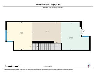Photo 28: 3529 69 Street NW in Calgary: Bowness Row/Townhouse for sale : MLS®# A1090190