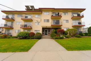 Photo 1: 212 611 BLACKFORD Street in New Westminster: Uptown NW Condo for sale : MLS®# R2260404