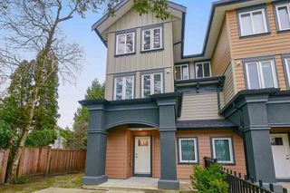 Main Photo: 13 9800 GRANVILLE Avenue in Richmond: McLennan North Townhouse for sale : MLS®# R2538489