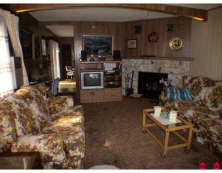 """Photo 5: 159 3665 244TH Street in Langley: Otter District Manufactured Home for sale in """"LANGLEY GROVE ESTATES"""" : MLS®# F2928075"""
