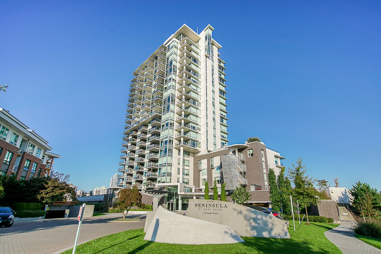 210 Salter Street, 1104  The Peninsula by Aragon in Port Royal, Queensborough NEW WESTMINSTER, BC V3M 0J9