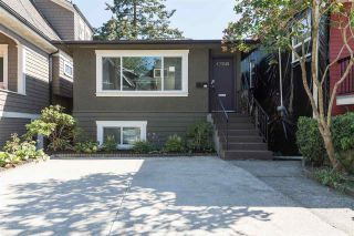 Photo 1: 1758 E 4TH Avenue in Vancouver: Grandview VE House for sale (Vancouver East)  : MLS®# R2171208