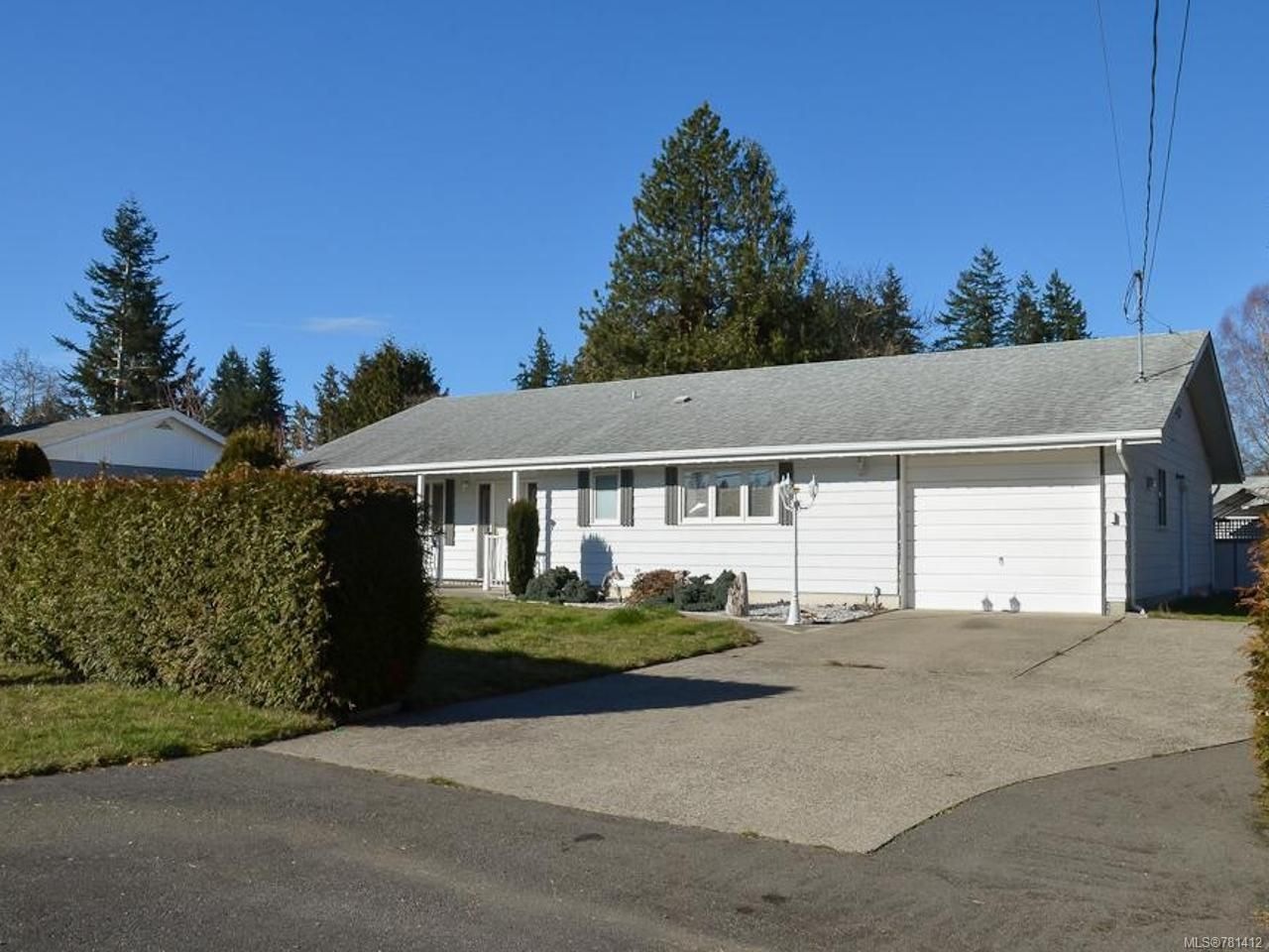 Main Photo: 608 Johnstone Rd in PARKSVILLE: PQ French Creek House for sale (Parksville/Qualicum)  : MLS®# 781412