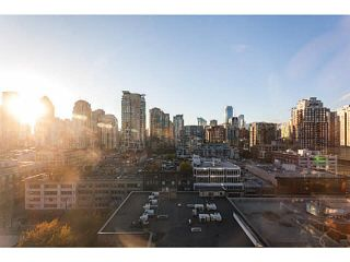 """Photo 12: 1502 1177 PACIFIC Boulevard in Vancouver: Yaletown Condo for sale in """"PACIFIC PLAZA"""" (Vancouver West)  : MLS®# V1122980"""